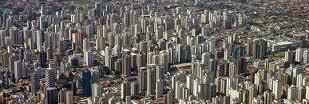 mass urbanisation Brazil