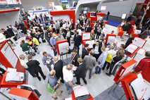 Intersolar exhibition Europe 2014